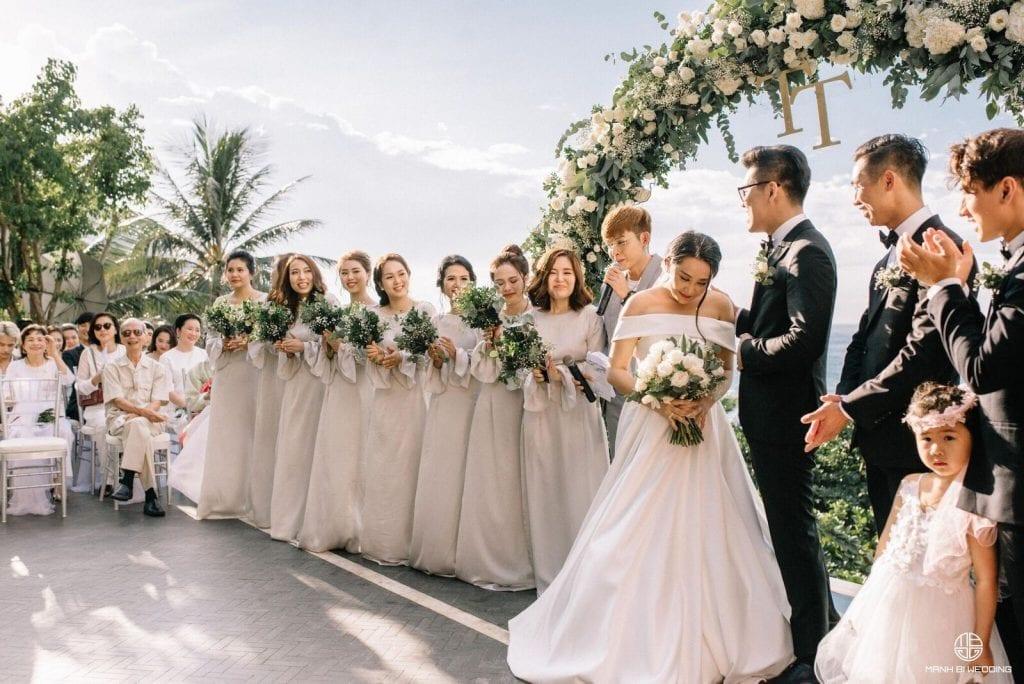 Chuẩn bị cho một đám cưới trọn vẹn là rất cần thiết