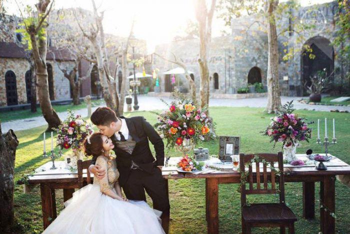 Top 5 phim trường chụp ảnh cưới đẹp nhất quận 9