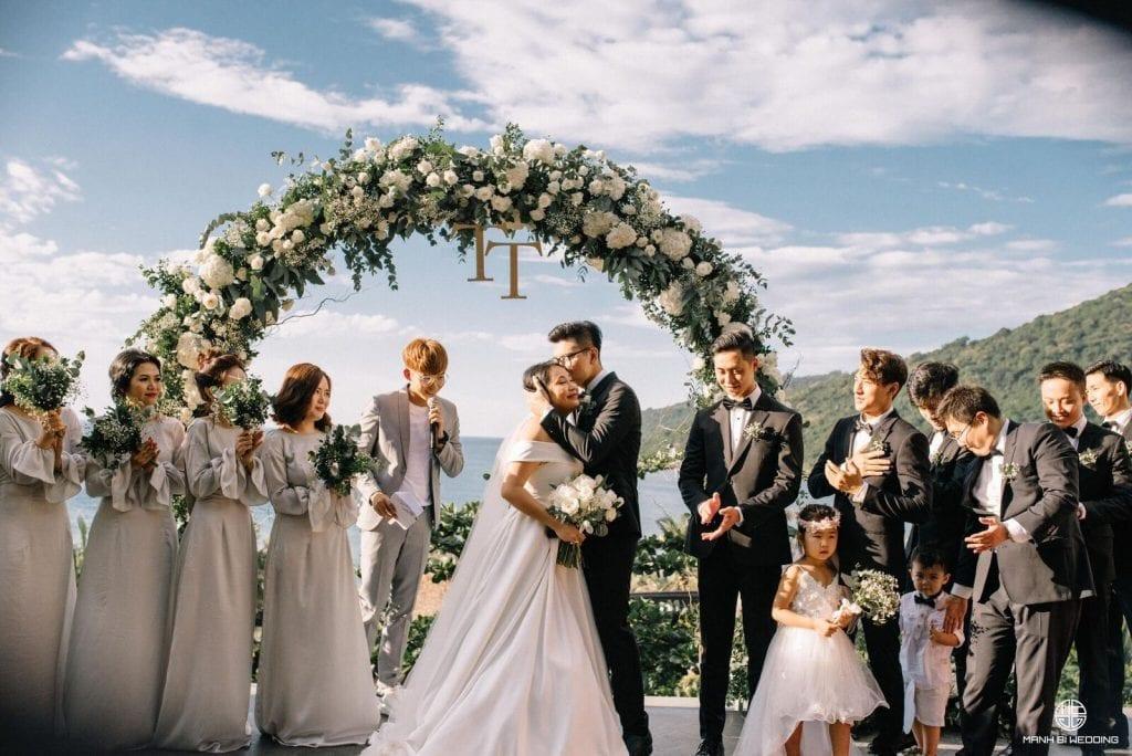 Một đám cưới hoàn hảo không thể không có sự chuẩn bị kỹ lưỡng