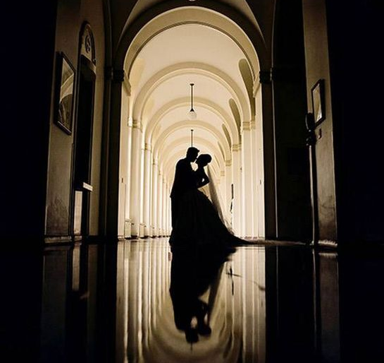 Cặp đôi nào cũng muốn có một bộ ảnh cưới không chỉ đẹp mà còn phải độc và lạ.