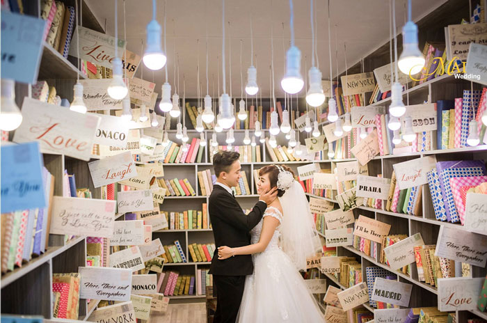 Phim trường The Vow Wedding House