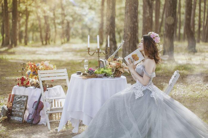 Studio chụp ảnh cưới giá rẻ Quận 9
