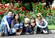 5 concept chụp ảnh gia đình được yêu thích