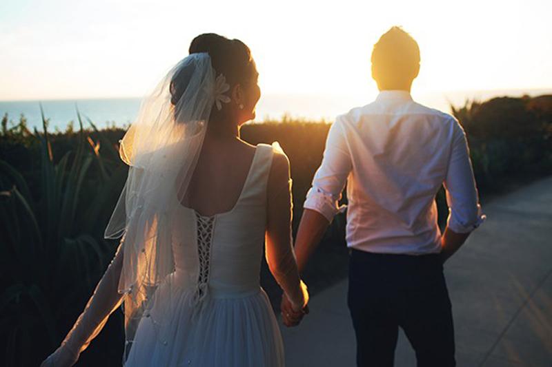 Chụp ảnh cưới tốn nhiều thể lực