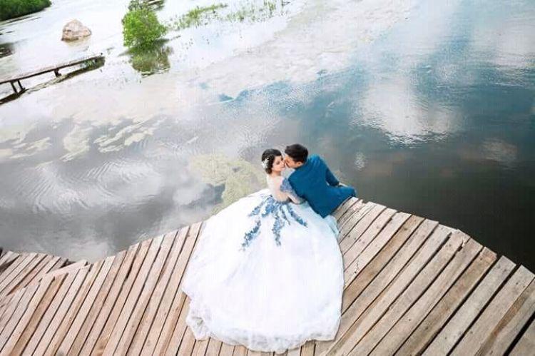 Nhiều người lo ngại khi chụp ảnh đám cưới tháng 7 âm
