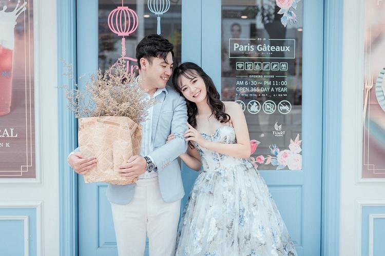 Màu pastel hợp để chụp hình theo phong cách Hàn Quốc
