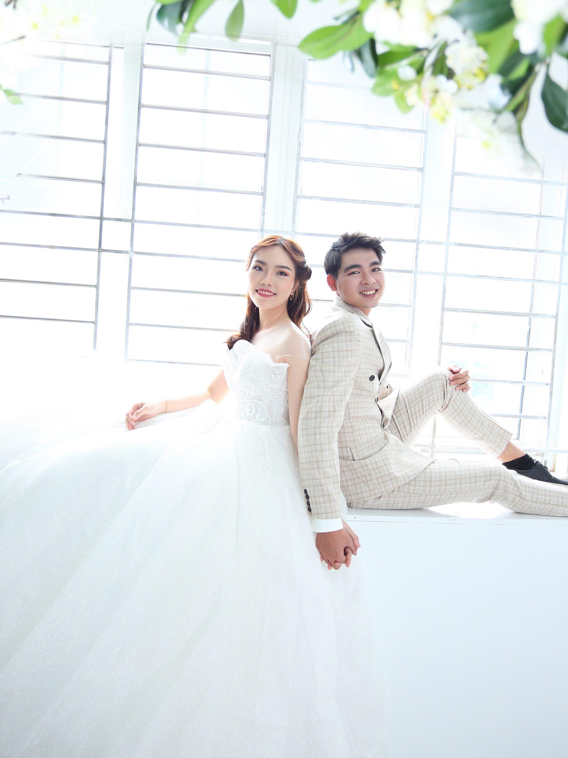 Áo cưới mẫu 065