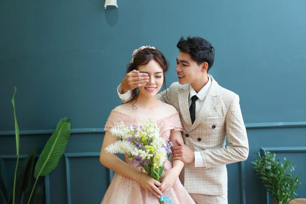 Minh + Trúc / Prewedding / Ảnh cưới Studio