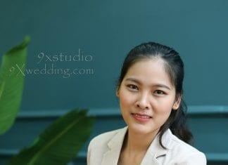 Chuyên gia Make up Thủy Nguyễn