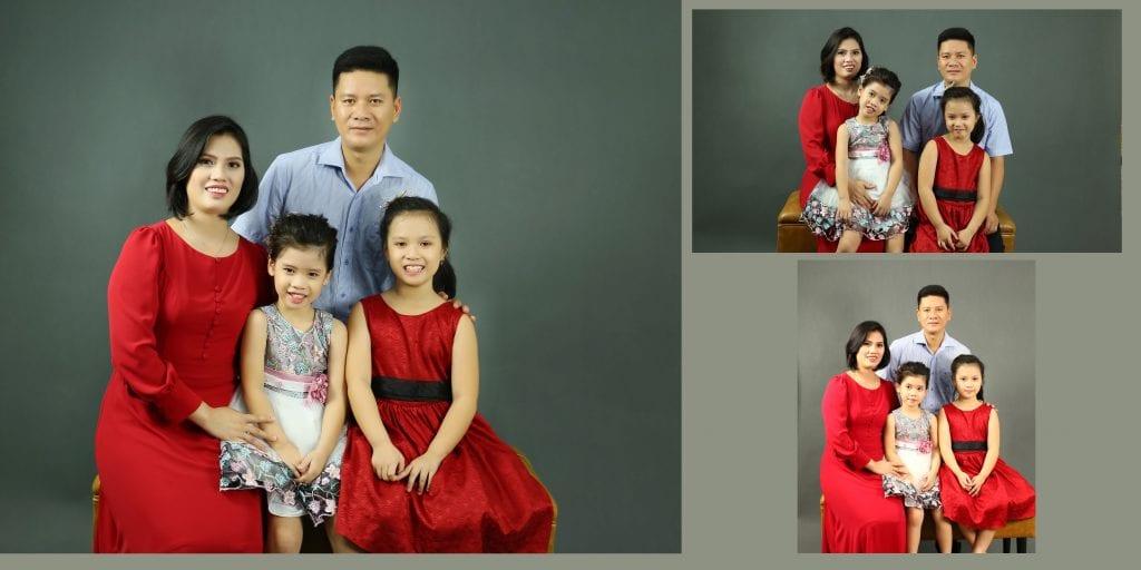Album ảnh gia đình - 9X Studio