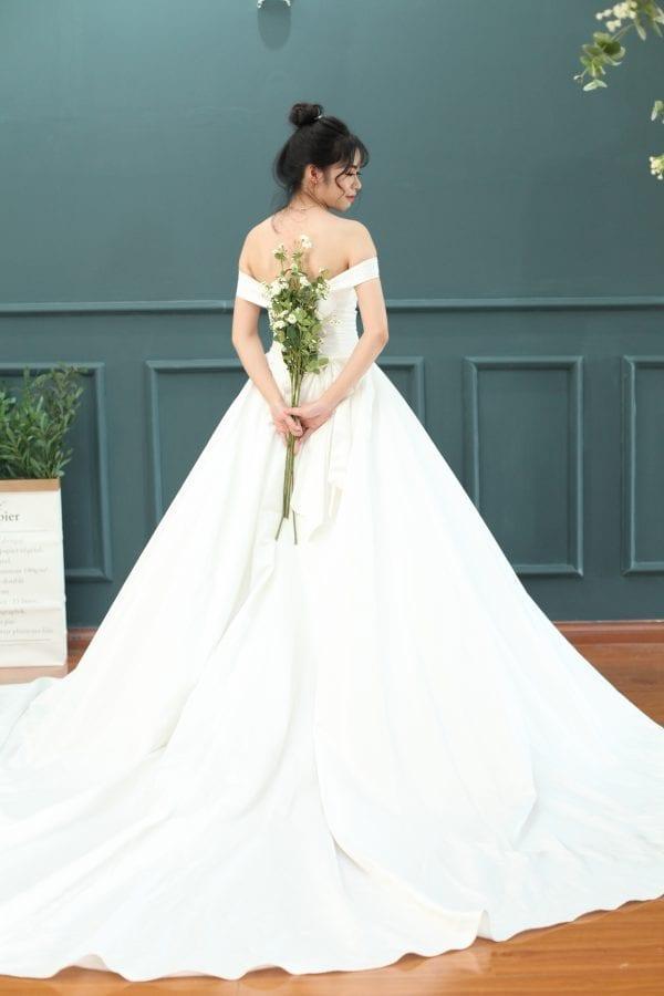 Áo cưới mẫu 055