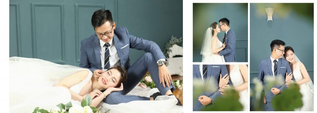 Ảnh cưới chụp tại 9X Wedding