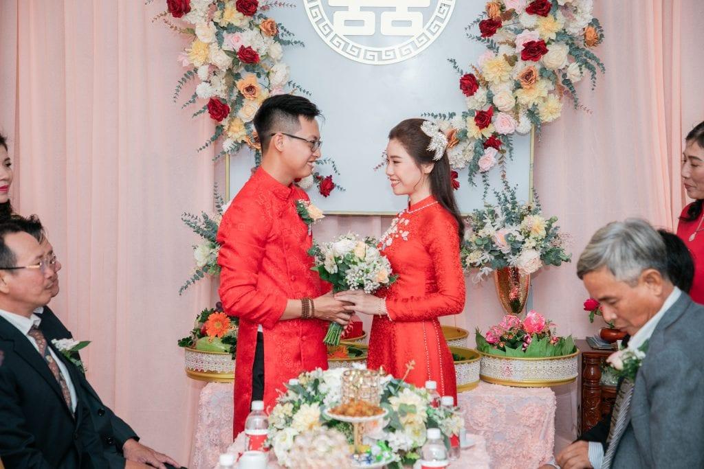 Chụp lễ cưới