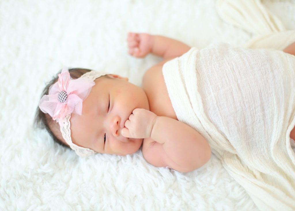 Chụp ảnh newborn đẹp