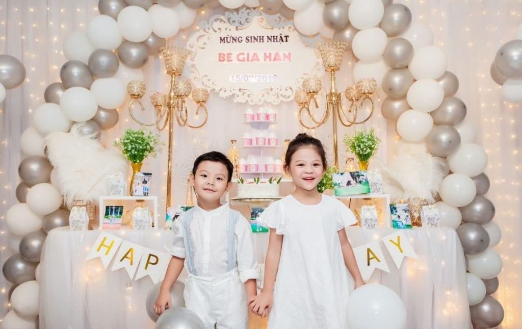 Chụp ảnh tiệc sinh nhật Quận Gò Vấp