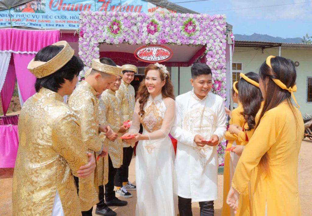 Chụp ảnh tiệc cưới Quận Phú Nhuận