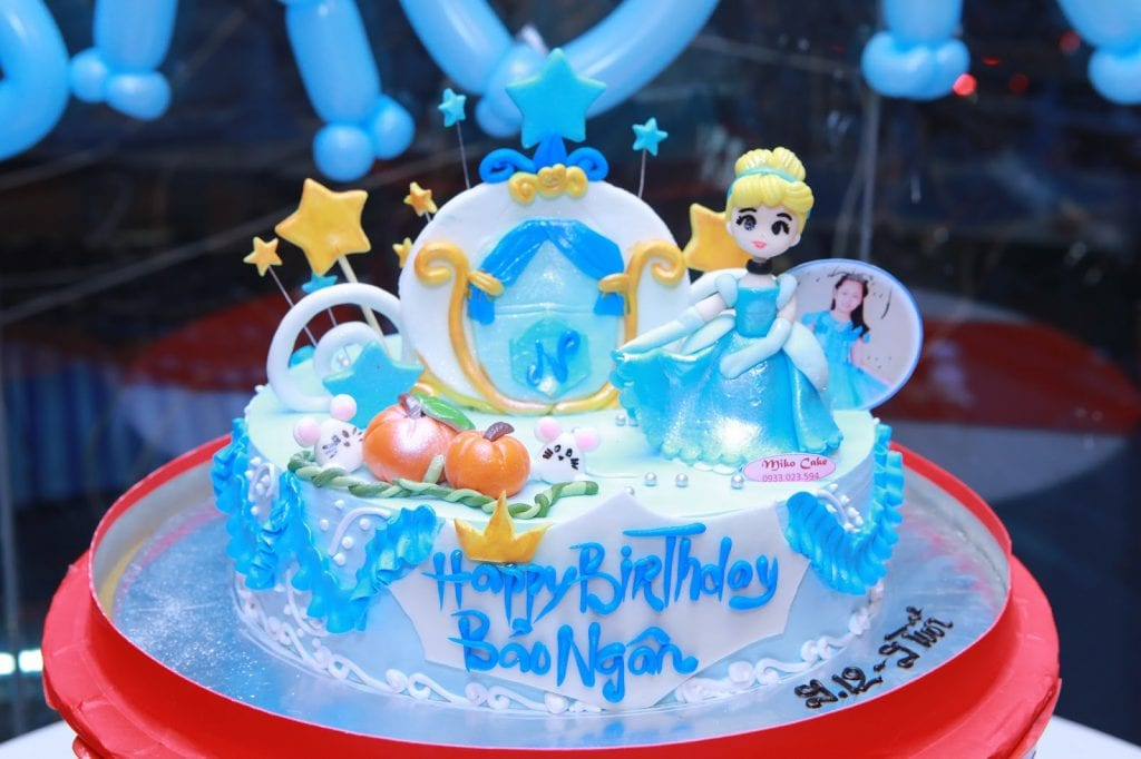 Chụp ảnh tiệc sinh nhật huyện Củ Chi