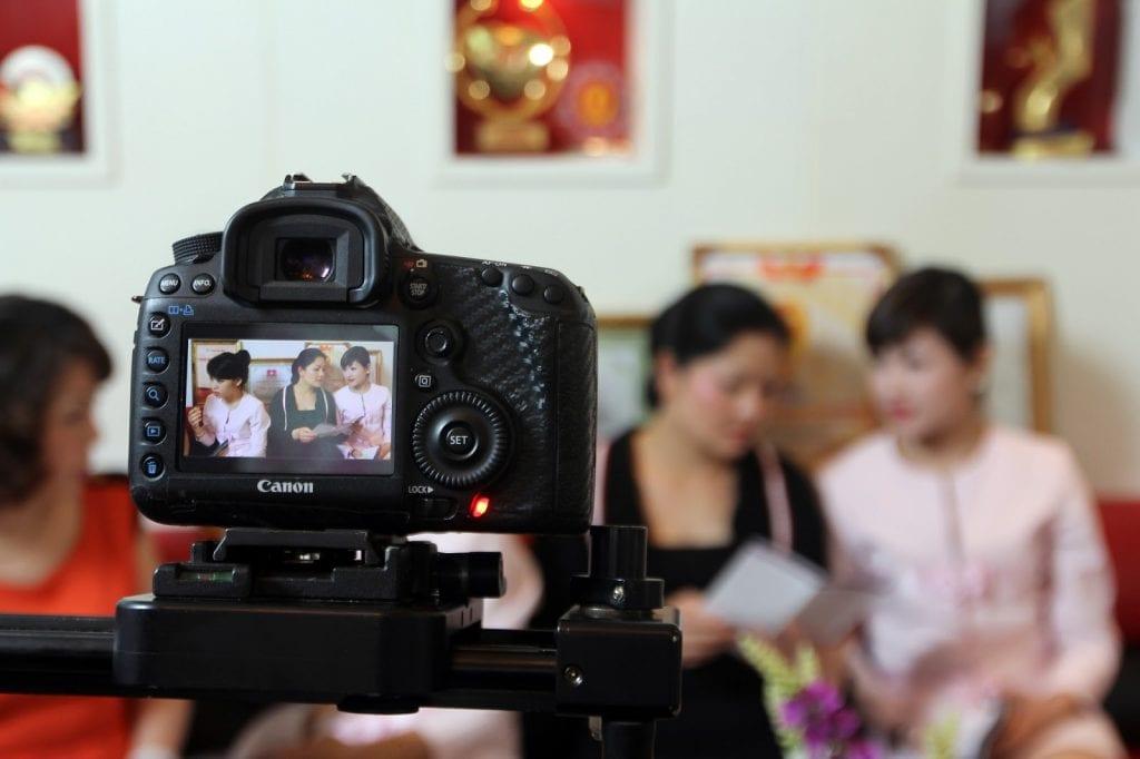Chụp ảnh sự kiện huyện Hóc Môn