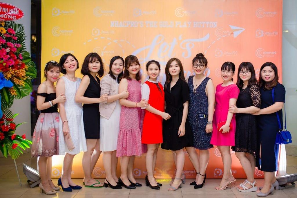 Chụp ảnh sự kiện Quận Bình Tân
