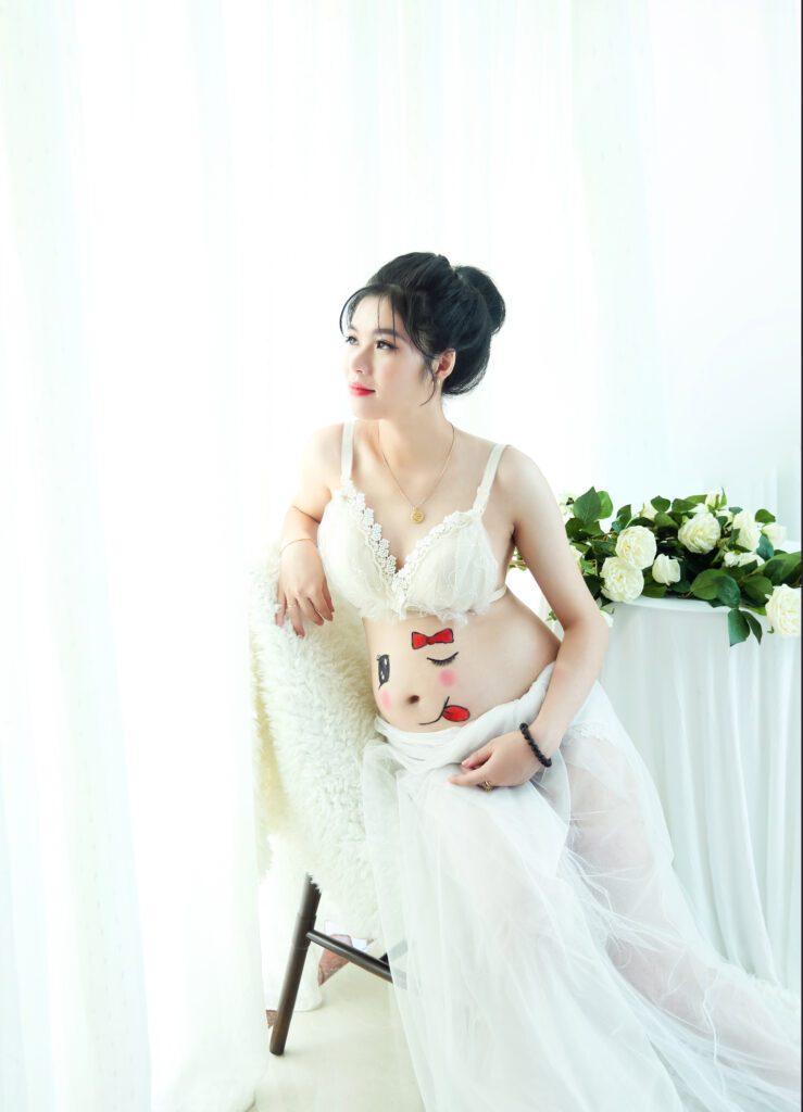 1Chụp ảnh mẹ bầu đẹp rẻ tại Hồ Chí Minh